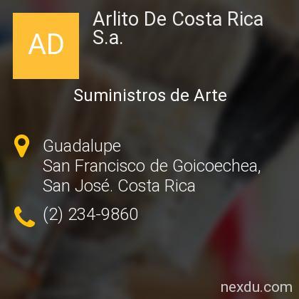 Arlito De Costa Rica S.a.