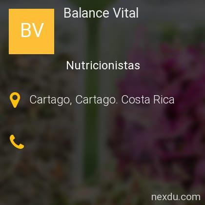 Balance Vital
