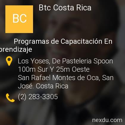 Btc Costa Rica