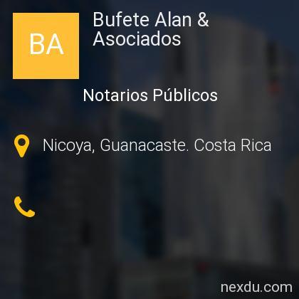 Bufete Alan & Asociados