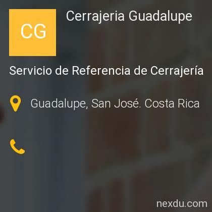 Cerrajeria Guadalupe