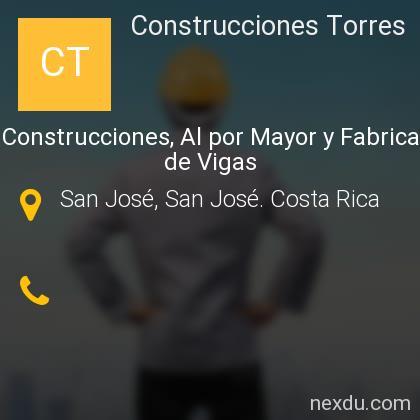 Construcciones Torres