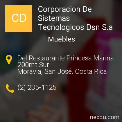 Corporacion De Sistemas Tecnologicos Dsn S.a
