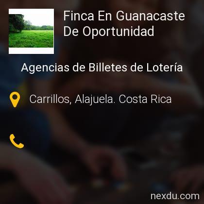 Finca En Guanacaste De Oportunidad