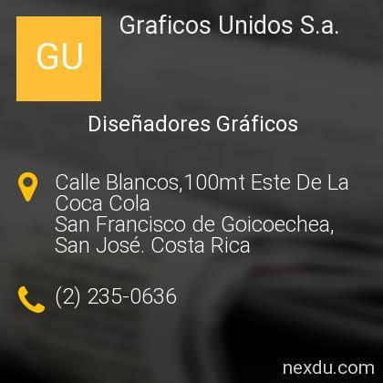 Graficos Unidos S.a.