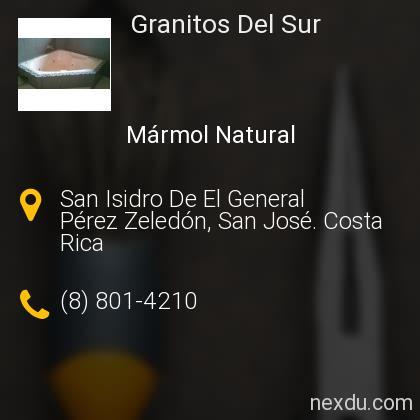 Granitos Del Sur