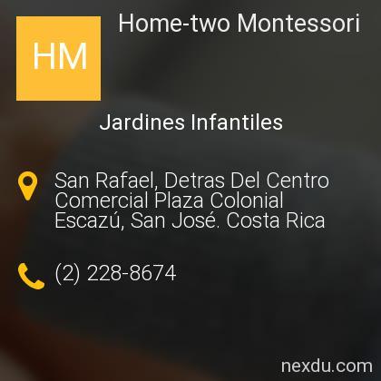 Home-two Montessori