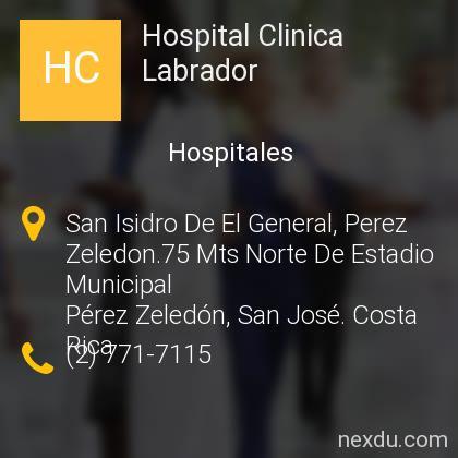 Hospital Clinica Labrador
