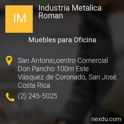 Industria Metalica Roman