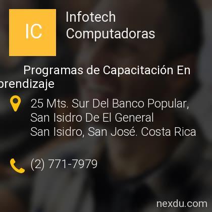 Infotech Computadoras