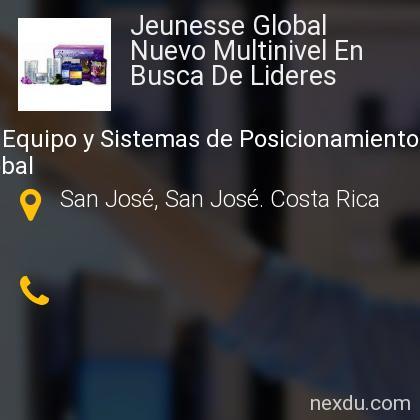 Jeunesse Global Nuevo Multinivel En Busca De Lideres