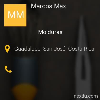 Marcos Max