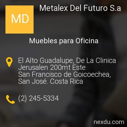 Metalex Del Futuro S.a