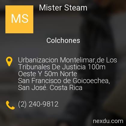 Mister Steam