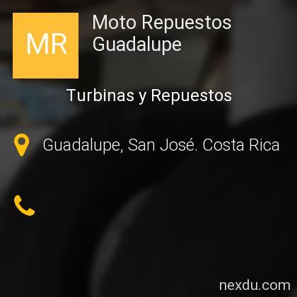 Moto Repuestos Guadalupe