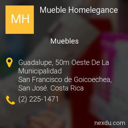 Mueble Homelegance