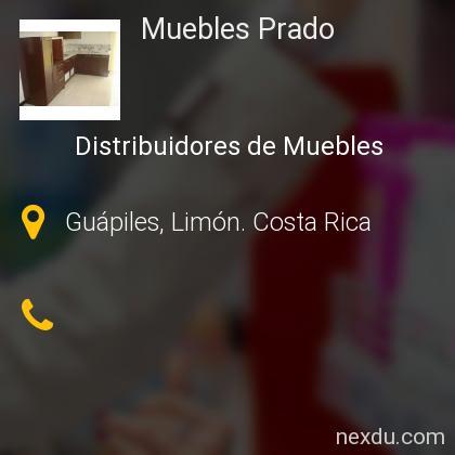 Muebles Prado