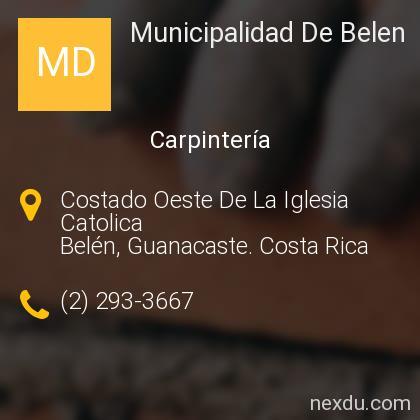 Municipalidad De Belen