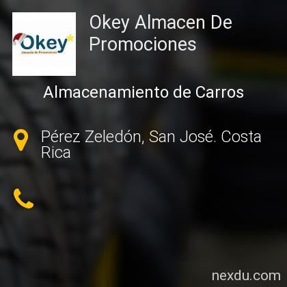 Okey Almacen De Promociones