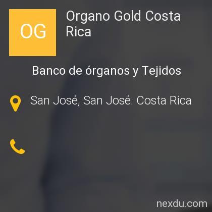 Organo Gold Costa Rica