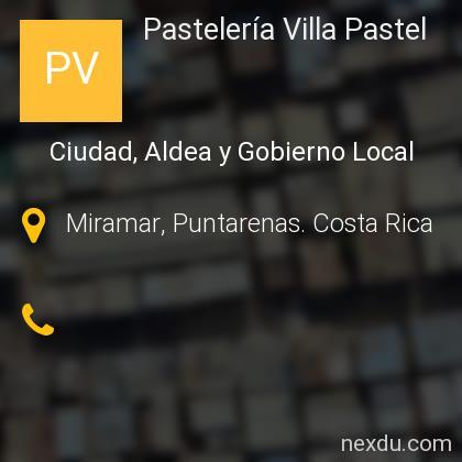 Pastelería Villa Pastel