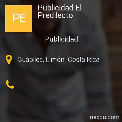 Publicidad El Predilecto
