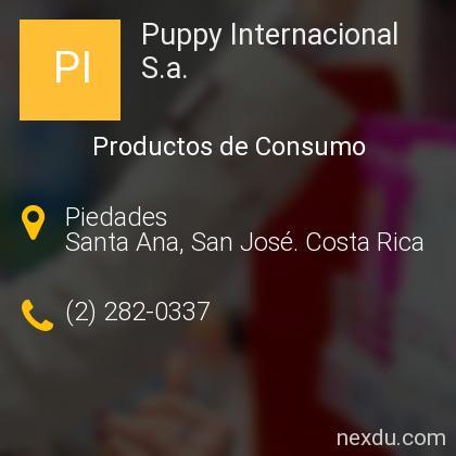Puppy Internacional S.a.