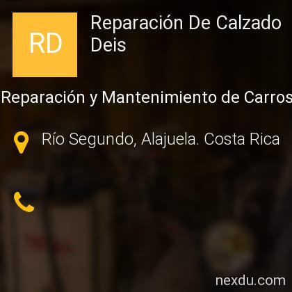 Reparación De Calzado Deis