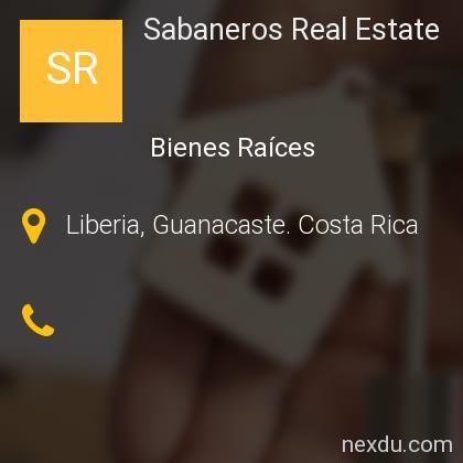 Sabaneros Real Estate