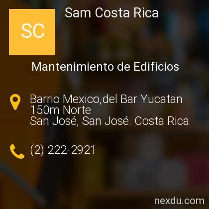 Sam Costa Rica