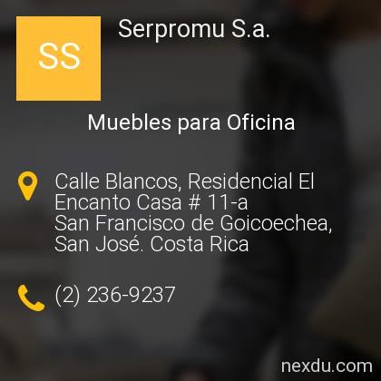 Serpromu S.a.