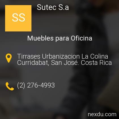Sutec S.a
