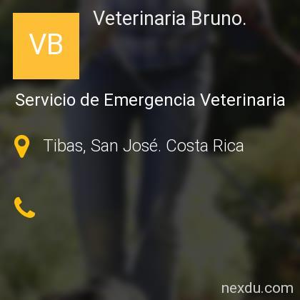 Veterinaria Bruno.