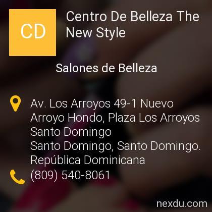 Centro De Belleza The New Style