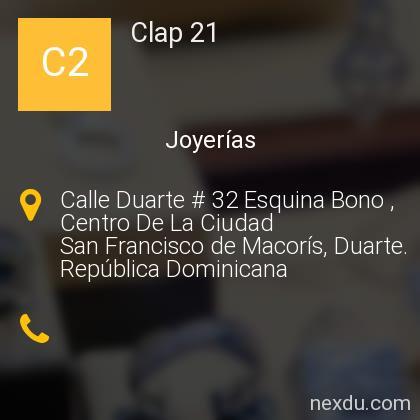 Clap 21