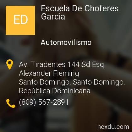 Escuela De Choferes Garcia