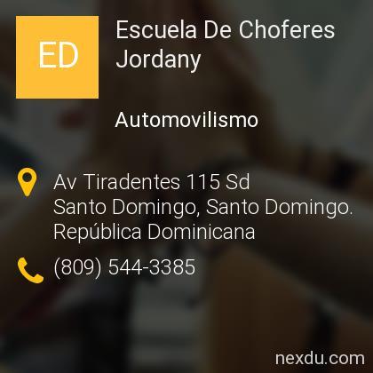 Escuela De Choferes Jordany