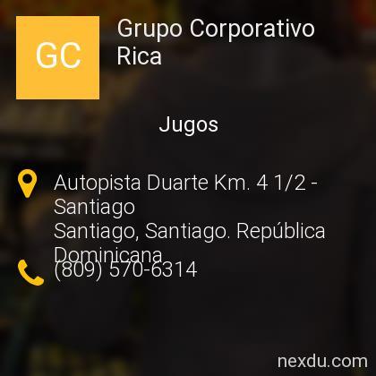Grupo Corporativo Rica