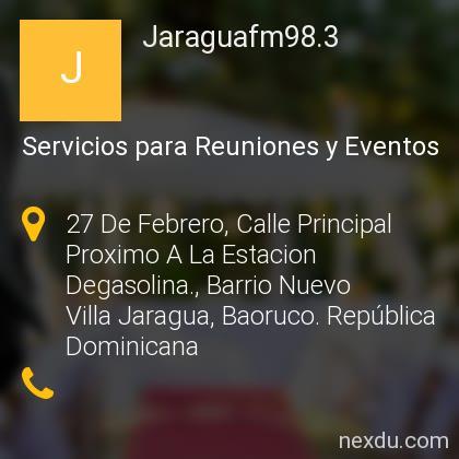 Jaraguafm98.3