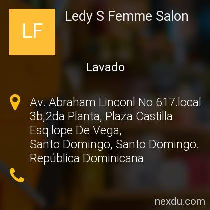 Ledy S Femme Salon