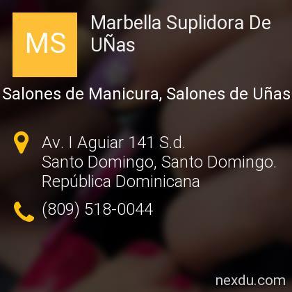 Marbella Suplidora De UÑas