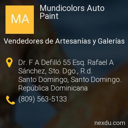 Mundicolors Auto Paint