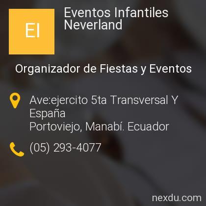 Eventos Infantiles Neverland