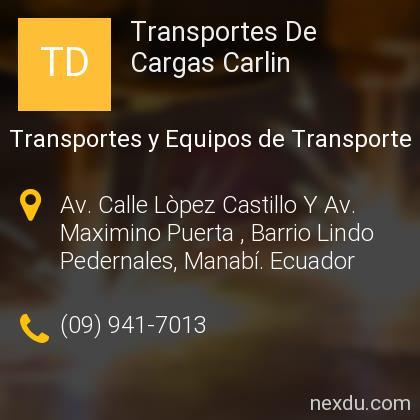 Transportes De Cargas Carlin