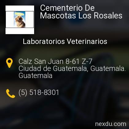 Cementerio De Mascotas Los Rosales