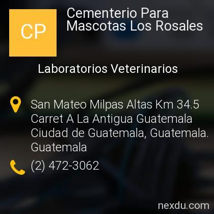 Cementerio Para Mascotas Los Rosales
