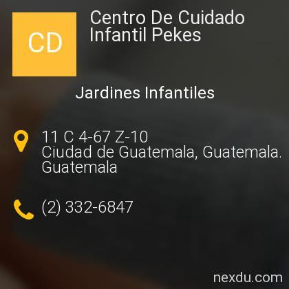 Centro De Cuidado Infantil Pekes