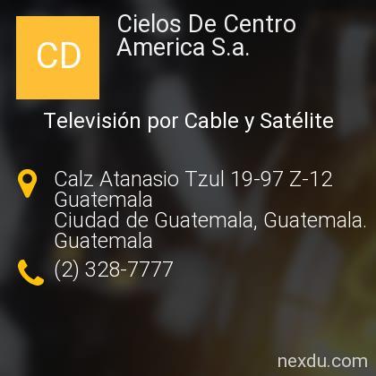 Cielos De Centro America S.a.