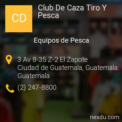 Club De Caza Tiro Y Pesca