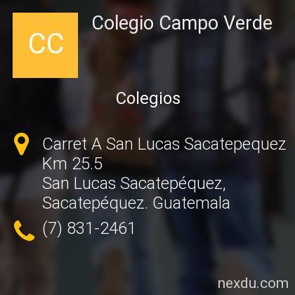 Colegio Campo Verde